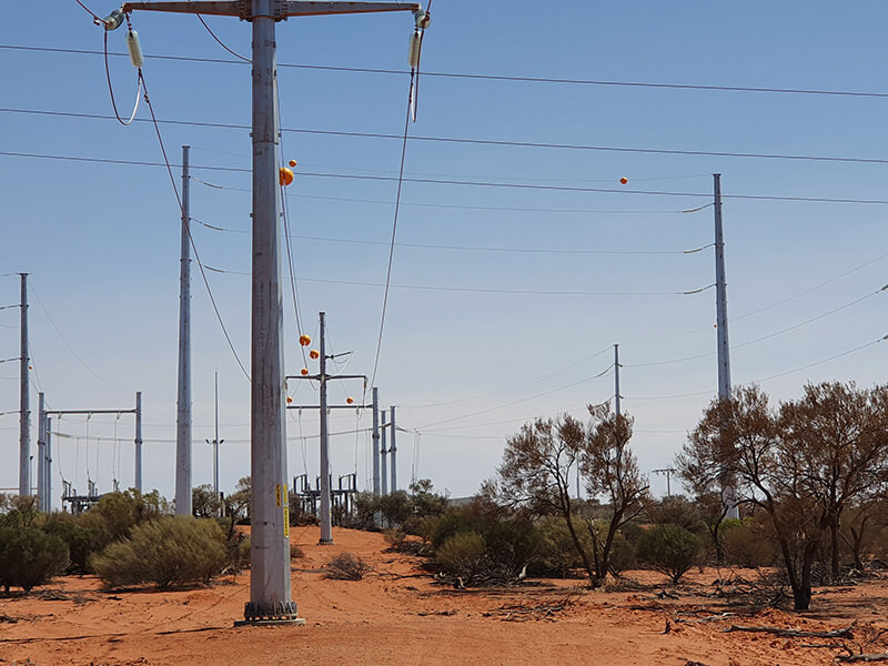 Gateway Energy Previous Project Carrapateena 132kV Mine Connection SA